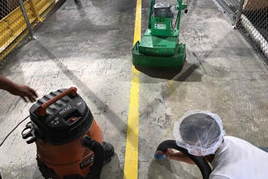 Epoxy Flooring Services in Baltimore