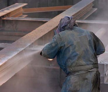 Commercial Sandblasting Services in Baltimore